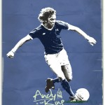Andy King Art Print