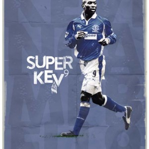 Kevin Campbell Art Print