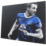 Phil Jagielka Everton Captain