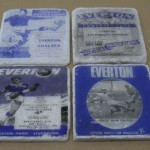 Everton FC Home Programmes