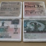 Everton FC FA Cup Final Coasters
