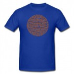 Everton Legends Ball Tee Shirt