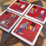 The Stone Roses Coasters