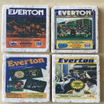 Everton Coasters Home Programmes Memorable Matches