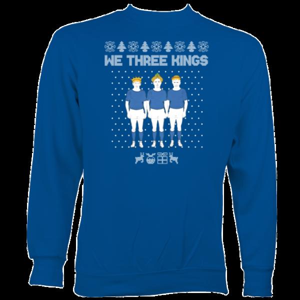 Liverpool Christmas Jumper Three Kings